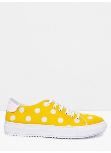 Vekem-Limited Edition Ayakkabı Sarı